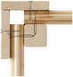 WOODFEELING Gartenhaus »Talkau 4«, BxT: 270 x 288 cm (Aufstellmaße), Satteldach-Thumbnail