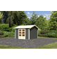 WOODFEELING Gartenhaus »Talkau 4«, BxT: 337 x 348 cm (Aufstellmaße), Satteldach-Thumbnail