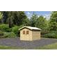 WOODFEELING Gartenhaus »Talkau«, BxT: 270 x 348 cm (Aufstellmaße), Satteldach-Thumbnail