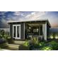 SKANHOLZ Gartenhaus »Texel«, BxT: 590 x 310 cm (Aufstellmaße), Pultdach-Thumbnail