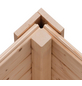 WOODFEELING Gartenhaus »Tintrup«, B x T: 396 x 273 cm, Flachdach-Thumbnail