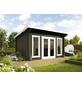 WOLFF FINNHAUS Gartenhaus »Trondheim«, BxT: 400 x 390 cm (Aufstellmaße), Pultdach-Thumbnail