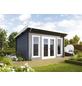 WOLFF FINNHAUS Gartenhaus »Trondheim«, BxT: 400 x 450 cm (Aufstellmaße), Pultdach-Thumbnail