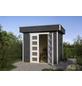 SKANHOLZ Gartenhaus »Venlo«, BxT: 290 x 290 cm (Aufstellmaße), Flachdach-Thumbnail