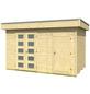 SKANHOLZ Gartenhaus »Venlo«, BxT: 420 x 290 cm (Aufstellmaße), Flachdach-Thumbnail