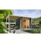 WOLFF FINNHAUS Gartenhaus »Venlo«, BxT: 441 x 236 cm (Aufstellmaße), Pultdach-Thumbnail