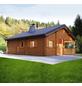WOLFF FINNHAUS Gartenhaus »Vogelsberg«, BxT: 887.8 x 977.8 cm (Aufstellmaße), Satteldach-Thumbnail