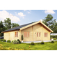 WOLFF FINNHAUS Gartenhaus »Westerwald«, BxT: 988 x 1068 cm (Aufstellmaße), Satteldach-Thumbnail