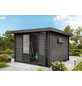 WOLFF Gartenhaus »WPC-Trend D«, BxT: 340 x 332 cm (Aufstellmaße), Pultdach-Thumbnail