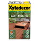 XYLADECOR Gartenholzöl für außen, 2,5 l, natur hell, seidenglänzend-Thumbnail