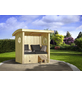 WEKA Gartenlaube »Merano«, BxT: 171 x 93 cm, Tonnendach-Thumbnail