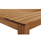 MERXX Gartenliege »Viana«, Eukalyptusholz, inkl. Auflage-Thumbnail