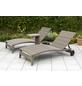 MERXX Gartenliegen-Set »Adalusia«, 2 Sitzplätze, inkl. Auflagen-Thumbnail