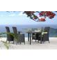 BEST Gartenmöbel »Capri«, 4 Sitzplätze, inkl. Auflagen-Thumbnail