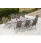 MERXX Gartenmöbel »Carrara«, 8 Sitzplätze-Thumbnail