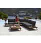 Gartenmöbel-Eckset »Athen«, 5 Sitzplätze, inkl. Auflagen-Thumbnail