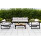 MERXX Gartenmöbel »Mykonos«, 5 Sitzplätze, inkl. Auflagen, Akazie-Thumbnail