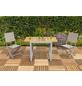 MERXX Gartenmöbel »Naxos«, 2 Sitzplätze, aus Akazienholz-Thumbnail