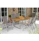 MERXX Gartenmöbel »Naxos«, 6 Sitzplätze, aus Akazienholz-Thumbnail
