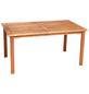 MERXX Gartenmöbel »Santos«, 4 Sitzplätze, Eukalyptus-Thumbnail