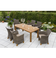 MERXX Gartenmöbel »Toskana«, 6 Sitzplätze, inkl. Auflagen-Thumbnail