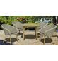 GARDEN PLEASURE Gartenmöbelset, 4 Sitzplätze-Thumbnail