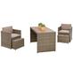 MERXX Gartenmöbelset, 4 Sitzplätze-Thumbnail