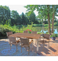 GARDEN PLEASURE Gartenmöbelset, 6 Sitzplätze-Thumbnail