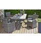 GARDEN PLEASURE Gartenmöbelset »ANZIO«, 4 Sitzplätze, inkl. Auflagen-Thumbnail