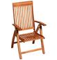 MERXX Gartenmöbelset »Comodoro«, 6 Sitzplätze, Eukalyptus-Thumbnail