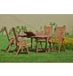 MERXX Gartenmöbelset »Cordoba«, 4 Sitzplätze-Thumbnail