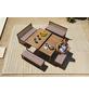 MERXX Gartenmöbelset »Hawaii«, 12 Sitzplätze, inkl. Auflagen, Akazie-Thumbnail