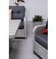 GARDEN IMPRESSIONS Gartenmöbelset »Milwaukee-Serie, Kunststoffgeflecht«, 5 Sitzplätze, inkl. Auflagen-Thumbnail
