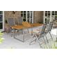 MERXX Gartenmöbelset »Naxos«, 4 Sitzplätze-Thumbnail
