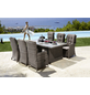 MERXX Gartenmöbelset »Riviera«, 6 Sitzplätze-Thumbnail