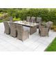 MERXX Gartenmöbelset »Riviera«, 8 Sitzplätze-Thumbnail