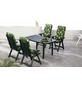 BEST Gartenmöbelset »Santiago«, 4 Sitzplätze, inkl. Auflagen-Thumbnail
