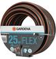 GARDENA Gartenschlauch, Durchmesser: 3/4 Zoll, Länge: 25 m, 25 bar (max.), Polyvinylchlorid (PVC)-Thumbnail
