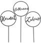 Gartenstab, Höhe: 128 cm, Eisen-Thumbnail