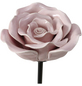 BOLTZE Gartenstab »Rose«, Keramik, mehrfarbig-Thumbnail