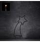 Luca Lighting Gartenstecker, sternförmig, ø: 35 cm, Netzbetrieb-Thumbnail