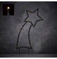Luca Lighting Gartenstecker, sternförmig, ø: 60 cm, Netzbetrieb-Thumbnail
