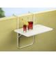 BEST Gartentisch »Boy« mit Alcolit-Tischplatte, BxTxH: 60 x 40 x 5 cm-Thumbnail