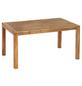 MERXX Gartentisch, mit Akazienholz-Tischplatte, BxTxH: 90 x 150 x 74,5 cm-Thumbnail