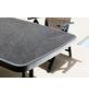 SIEGER Gartentisch, mit Mecalit-pro-Tischplatte, BxLxH: 90 x 150 x 72 cm-Thumbnail