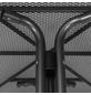 SIENA GARDEN Gartentisch mit Metall-Tischplatte, BxLxH: 90 x 140 x 71 cm-Thumbnail