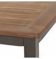 SIENA GARDEN Gartentisch mit Teakholz-Tischplatte-Thumbnail
