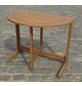 Gartentisch, mit -Tischplatte, BxLxH: 60 x 90 x 74 cm-Thumbnail