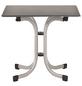 SIENA GARDEN Gartentisch mit Topalit®-Tischplatte, BxLxH: 80 x 80 x 71 cm-Thumbnail