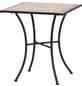 SIENA GARDEN Gartentisch »Prato«, mit Stahl-Tischplatte, BxTxH: 64 x 64 x 71 cm-Thumbnail